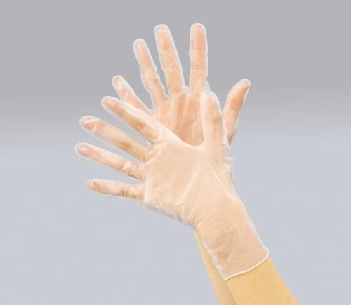 プラスチック手袋