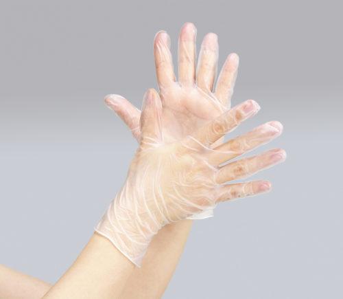 PH プラスチック手袋ソフト